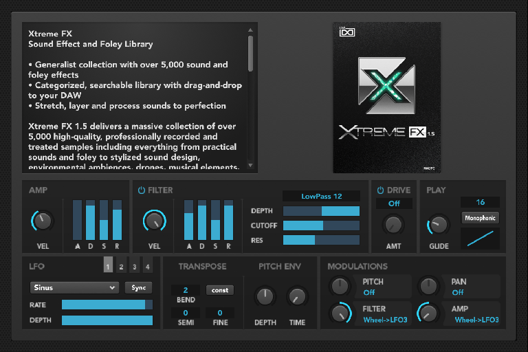 Xtreme FX 1.5
