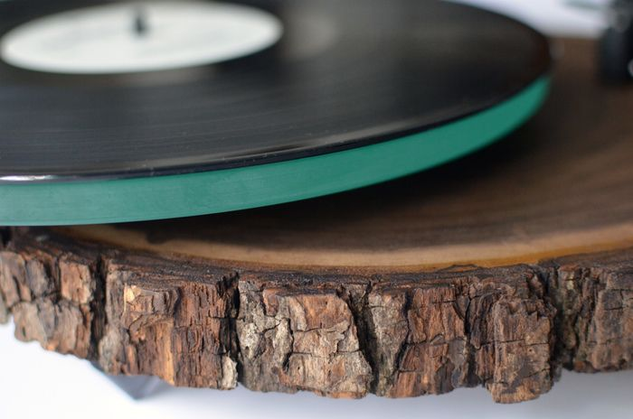 Silvan Audio Workshop Wood Turntables 2