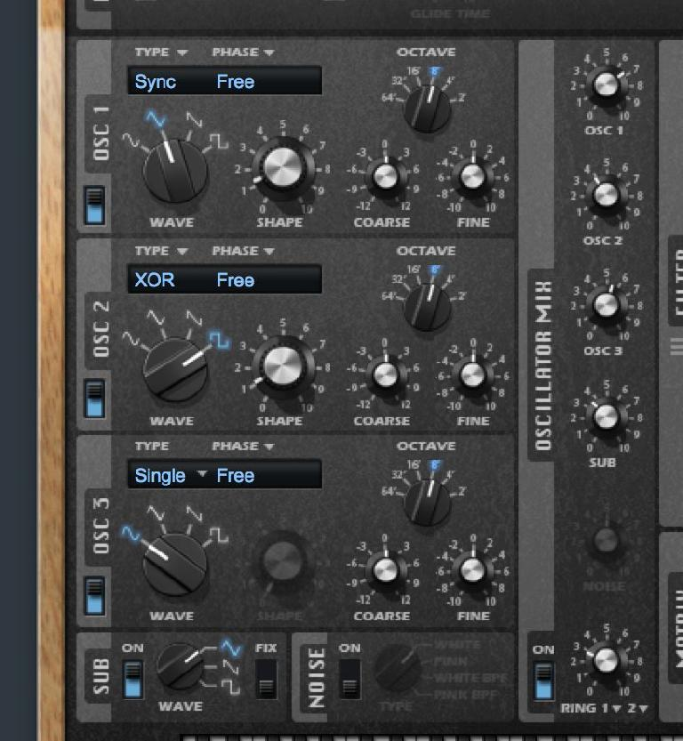 Add More Oscillators