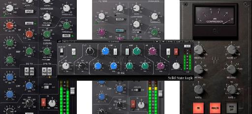 Waves Ssl 4000 Plug In Collection Massive Price Reduction Ask Audio
