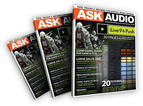 Visit AskAudioMag.com to find out more.