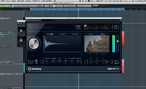 Use different reverbs to add depth to your mix.