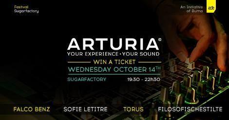 Arturia Experience Event