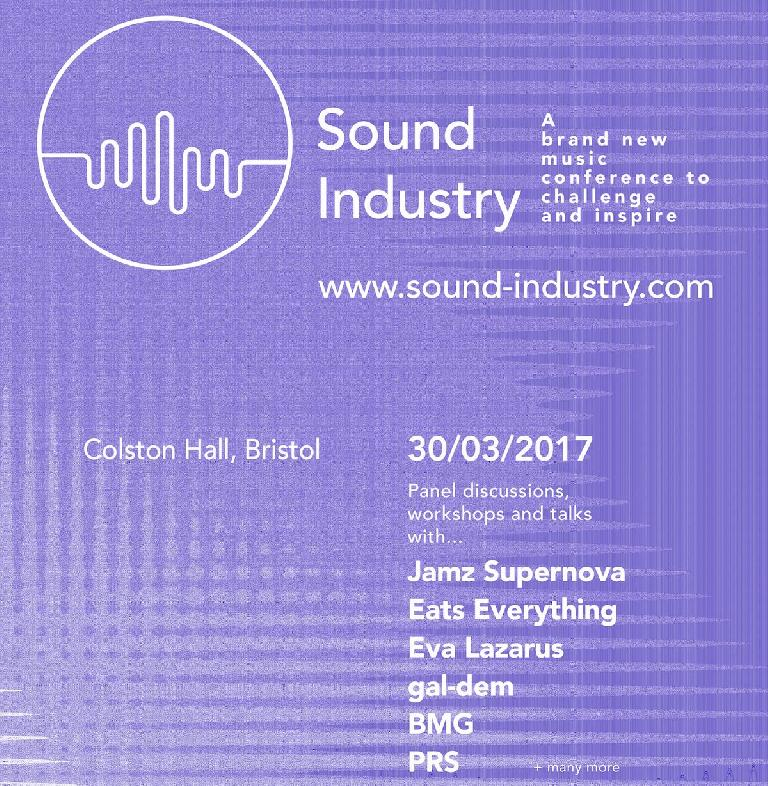 Sound Industry, Bristol Colston Hall
