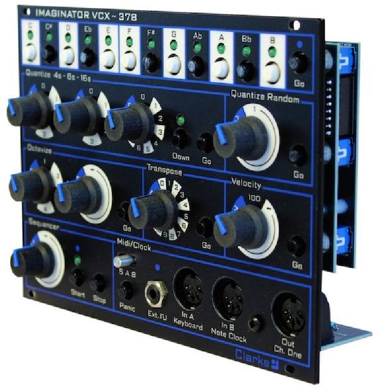 Vince Clarke Imaginator VCX-378 Eurorack Module