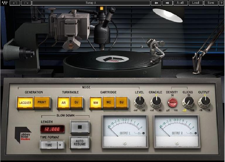 Fig 7 Abbey Road Vinyl Lite