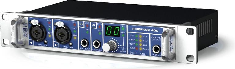 The RME Fireface 400 is no longer available.