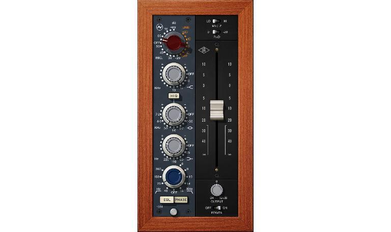 Neve 1084 EQ plug-in