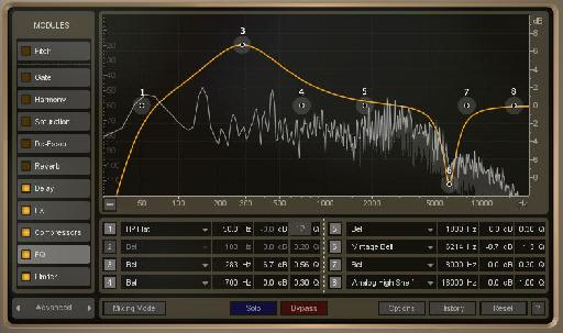 Figure 5. The EQ Module.