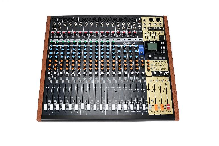 Tascam Model 24 Digital Multitrack Recorder