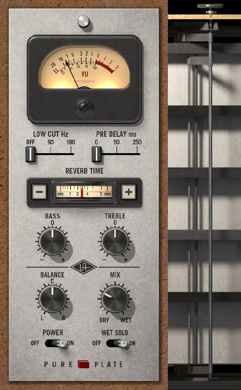 Pure Plate Reverb — $149