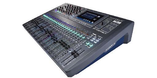 SoundCraft Si Impact digital console.