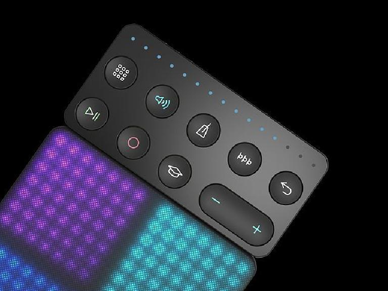 ROLI Loop Control & Lighted Blocks.