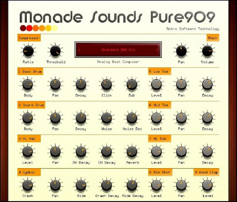 Moaned Sounds Pure909