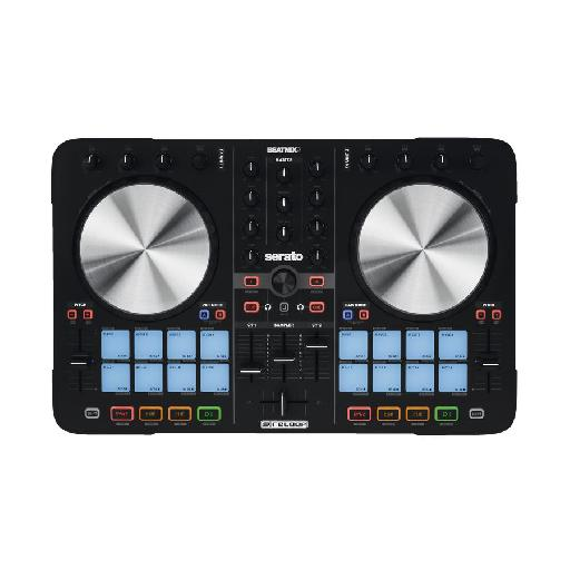 The new Reloop BeatMix 2 MK 2.
