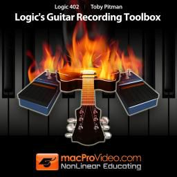 Logic 402 - Logic's Guitar Recording Toolbox