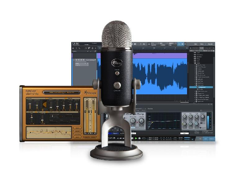 Yeti Pro Studio: Ultimate All-in-One Pro Studio Vocal System