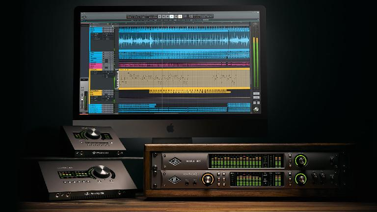 Universal Audio LUNA Apollo Integration