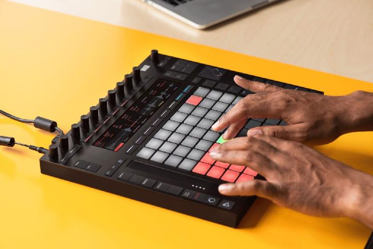 Ableton Push 2 is now available.