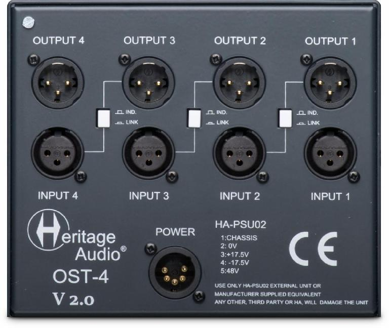 Heritage Audio OST4