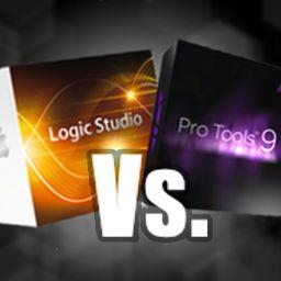 Logic 9 vs Pro Tools 9