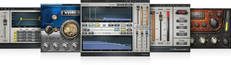 Waves plug-in bundle