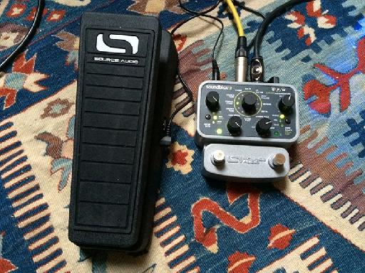 Source Audio expression pedal