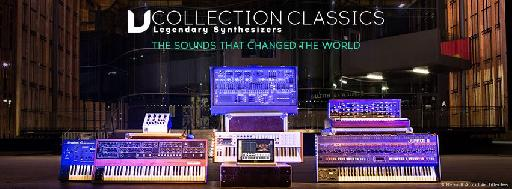 Arturia V Collection Classics Collection
