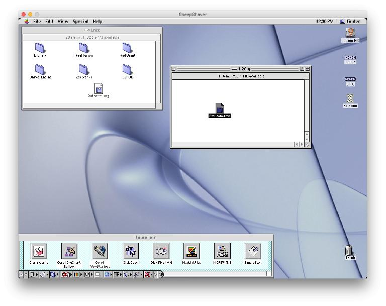 This Finder screen shows a converted, compressed disc image ready to go.