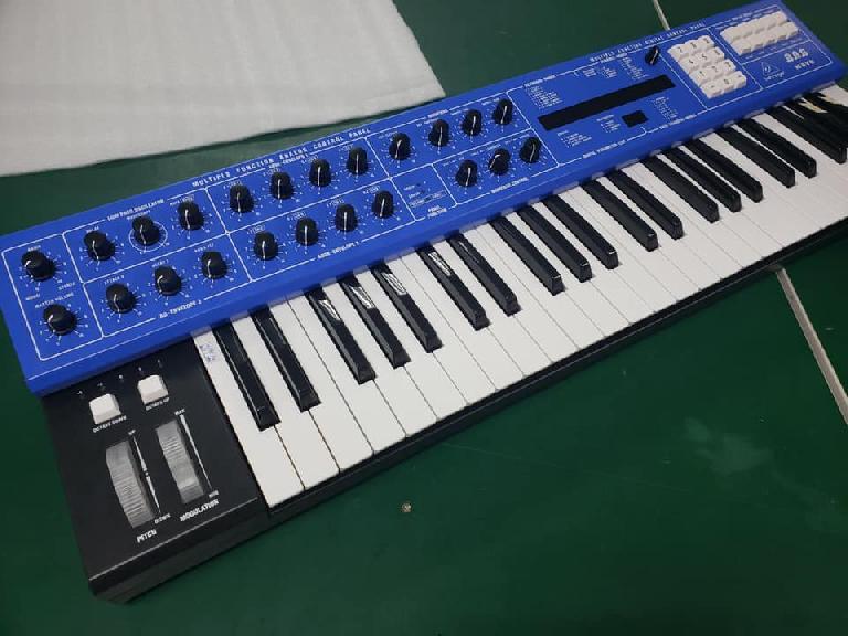 Behringer Wave synthesizer prototype.