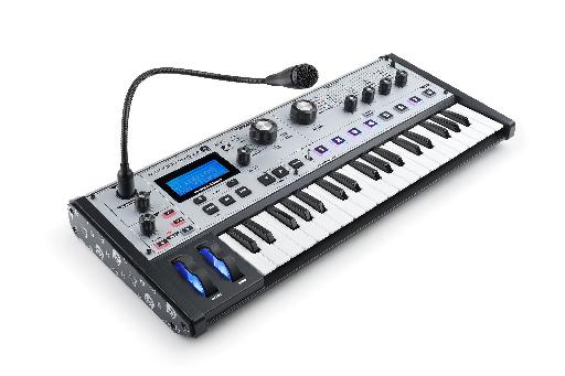 Novation MoroderNova synth.