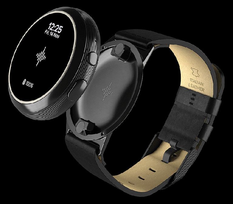 Soundbrenner smartwatch