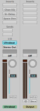 I/O with Ultrabeat