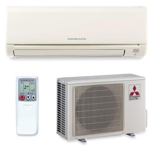 A split AC system