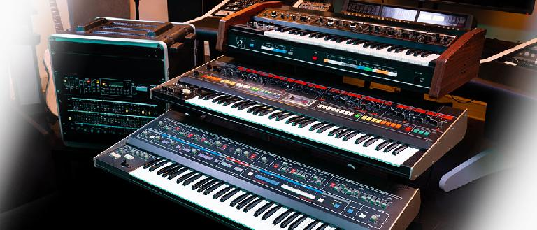 Roland JP Synths