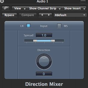 Direction Mixer.