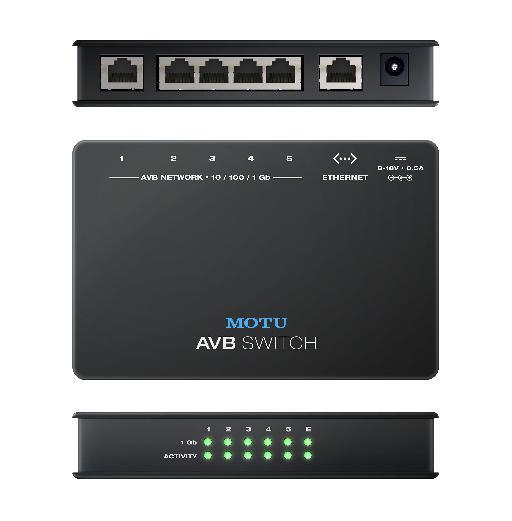 AVB Switch.
