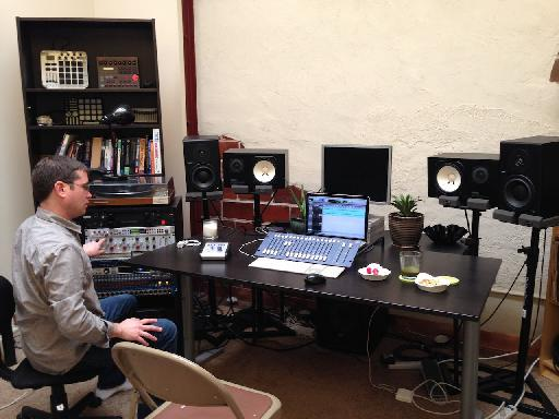 In the Studio with Ryan Kleeman