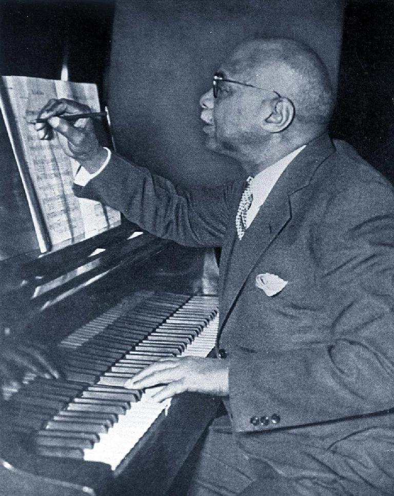 W.C.Handy – handy with a manuscript