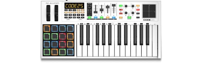 M-Audio Code 25