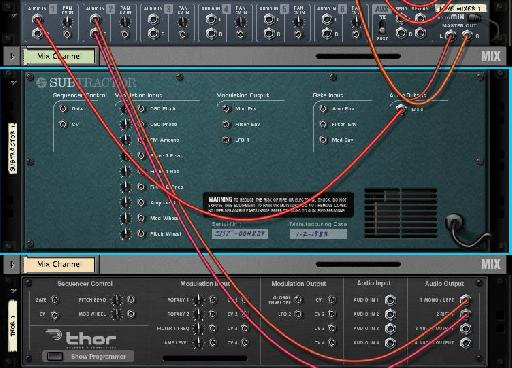 Line Mixer 6:2