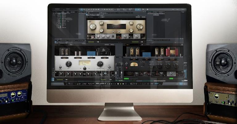 Positive Grid Pro Series Studio Plug-Ins