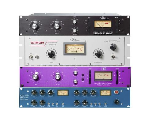 Fig 5) Some high-end Compressors.