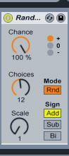 Random MIDI Effect