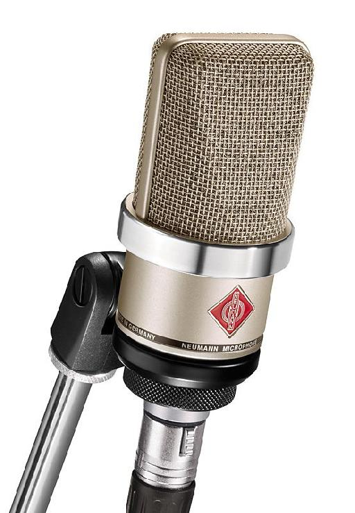 The Neumann TLM 102 Microphone could be yours!