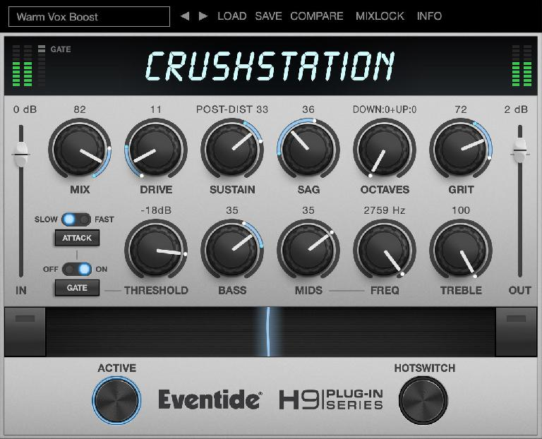 Eventide CrushStation for Mac and PC