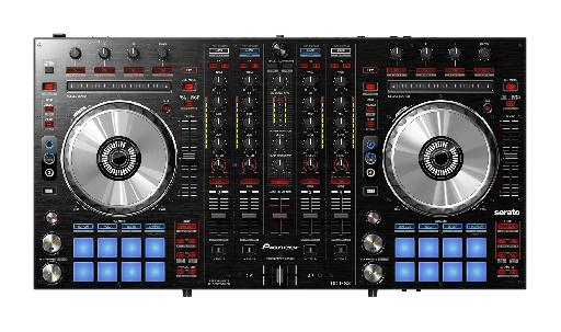 The Pioneer DDJ-SX in all its glory.