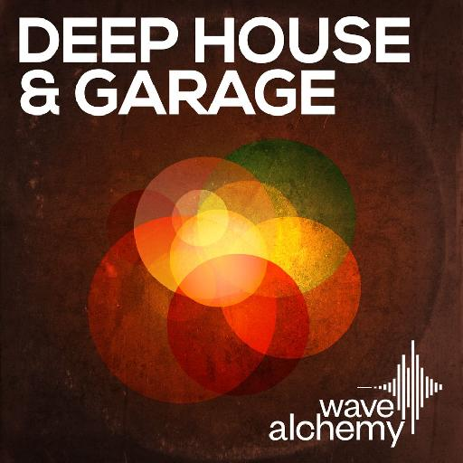 Wave Alchemy Deep House and Garage.