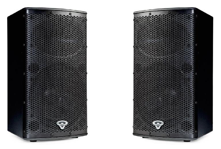 Fig 5 A pair of P1000X's would make a good PA or DJ rig