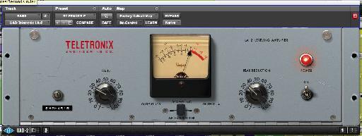 LA-2 Leveling Amp.